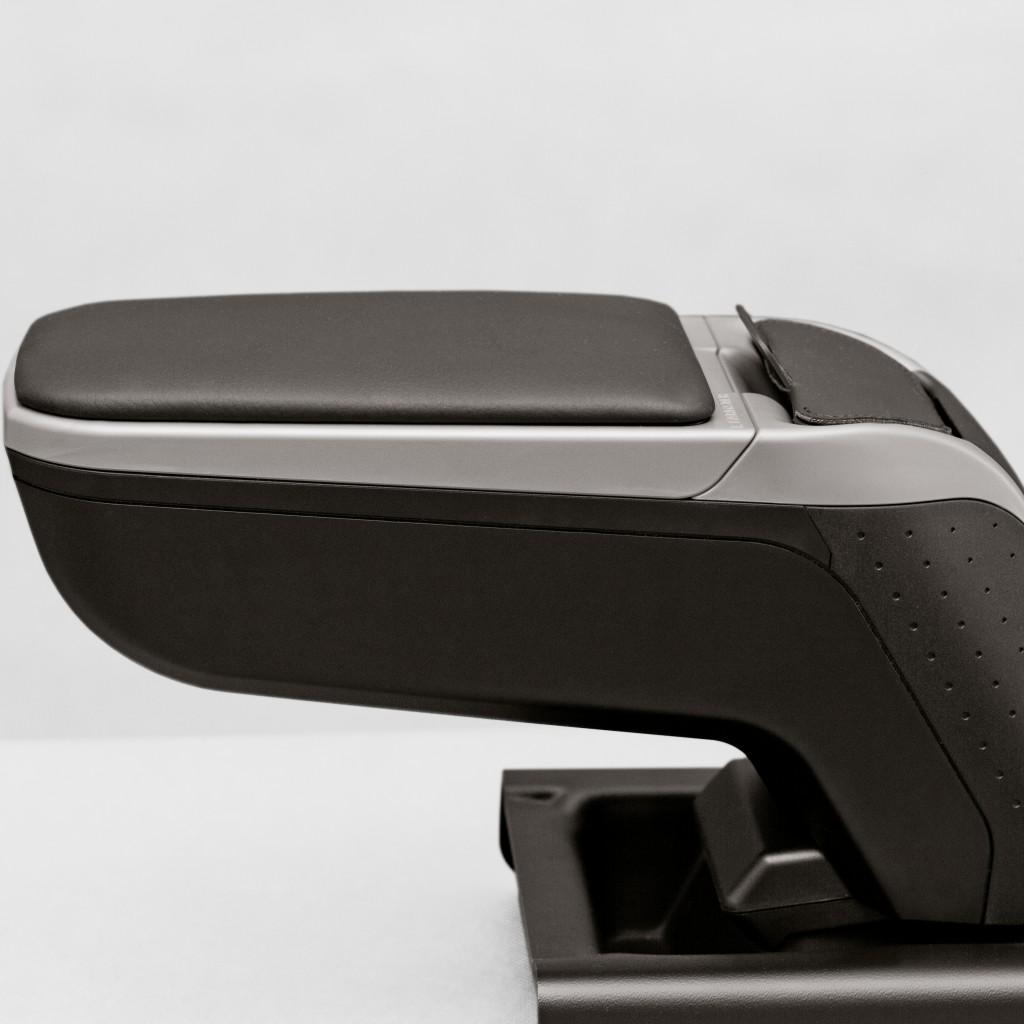 Подлокотник от Armster с портативным карманом серого цвета