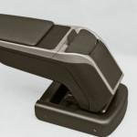 Подлокотник от Armster с портативным карманом серого цвета_6