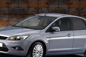 Подлокотник на Ford Focus