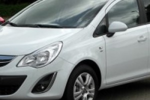 Подлокотник на Opel Corsa