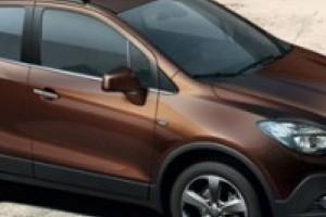 Подлокотник на Opel Mokka