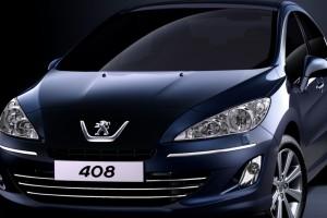 Подлокотник на Peugeot 408
