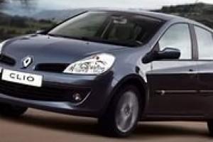 Подлокотник на Renault Clio
