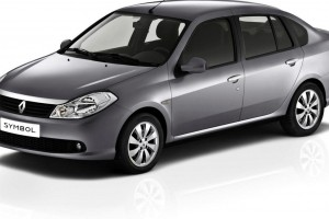 Подлокотник на Renault Symbol