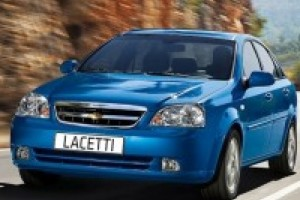 Подлокотник на Chevrolet Lacetti