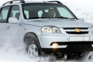 Подлокотник на Chevrolet Niva